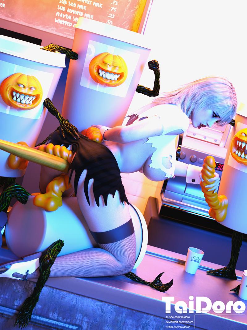 ... extra hard lattes