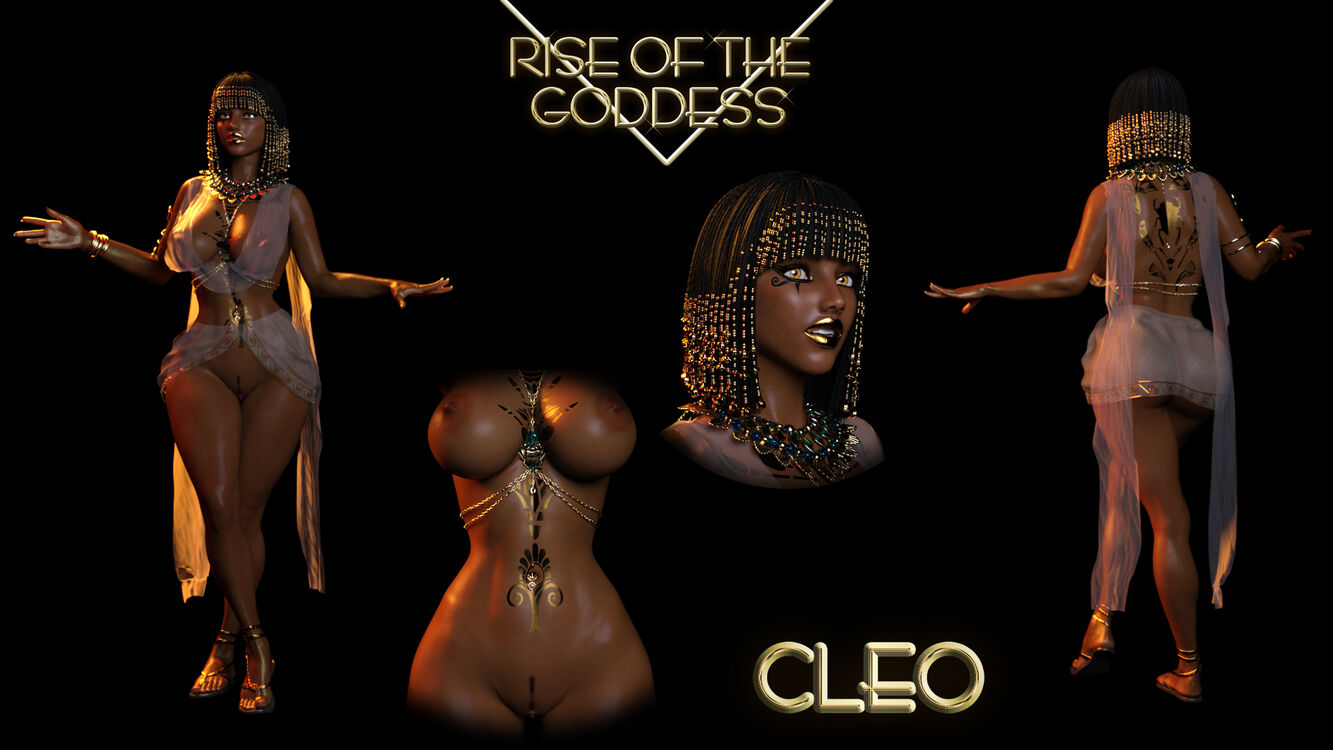 Rise of the Goddess available from 10/07/21