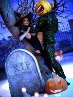 Spooky Spooky Dongertons