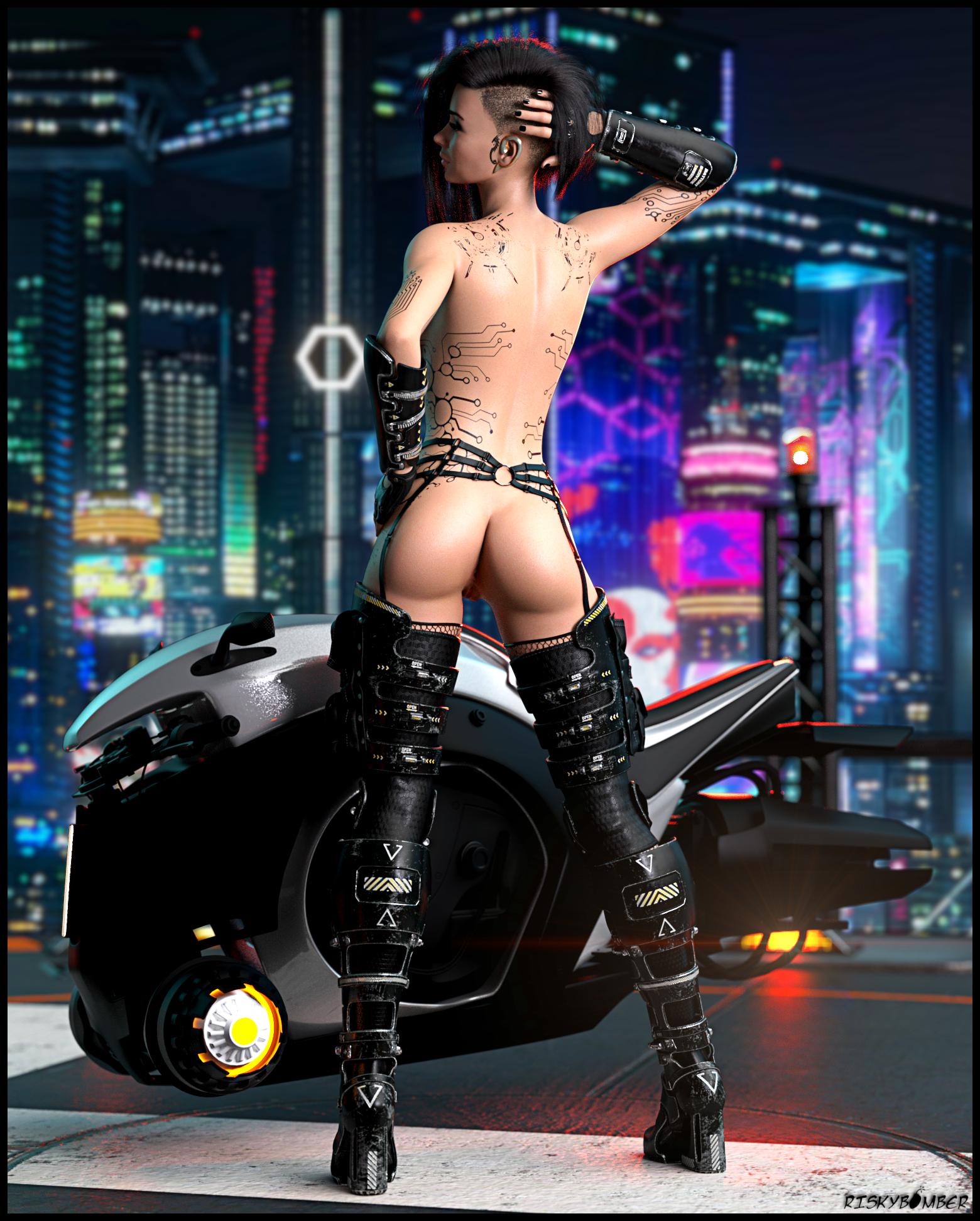 Cyberpunk Fan Art