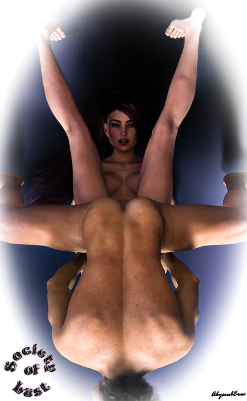 Laura & Dante - A Naughty Dream I