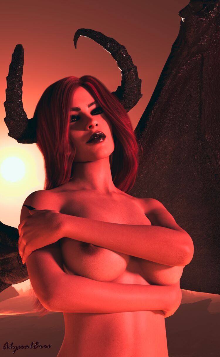 The Love of a Succubus is Never-ending