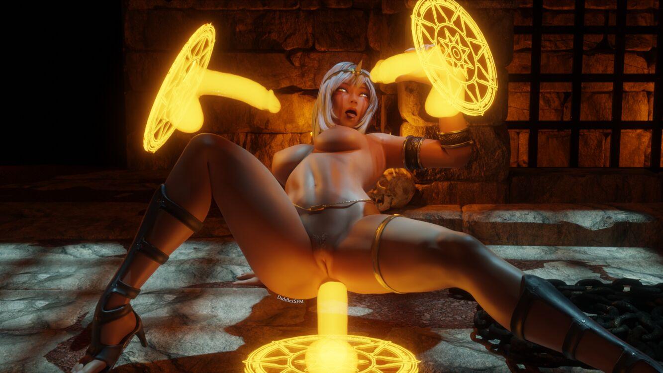 Horny for Magic Cocks (slight edit)