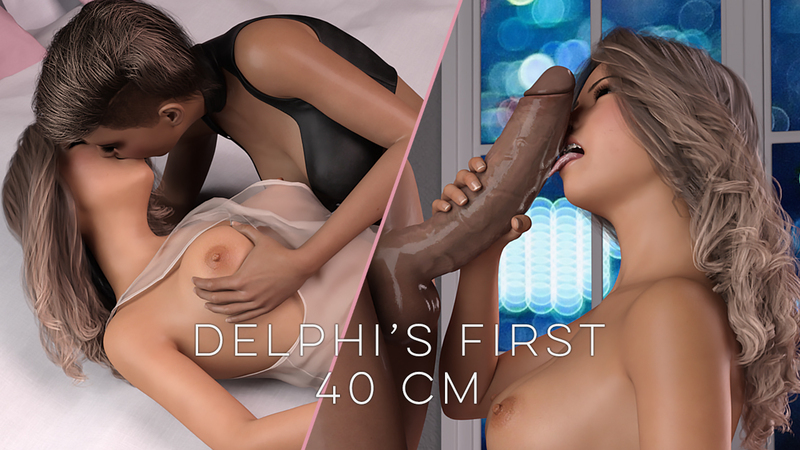 Delphi's First 40 CM