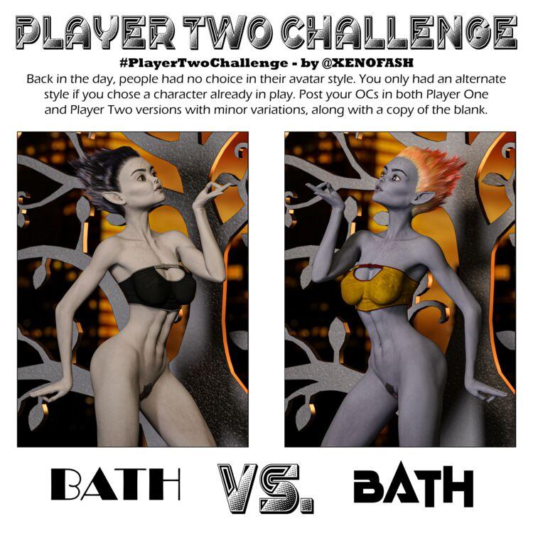 Player Two Challenge - Bath