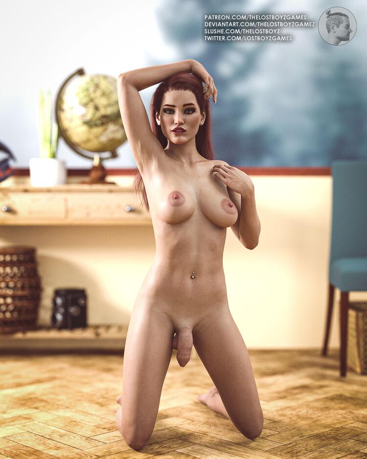 Allie Pinup