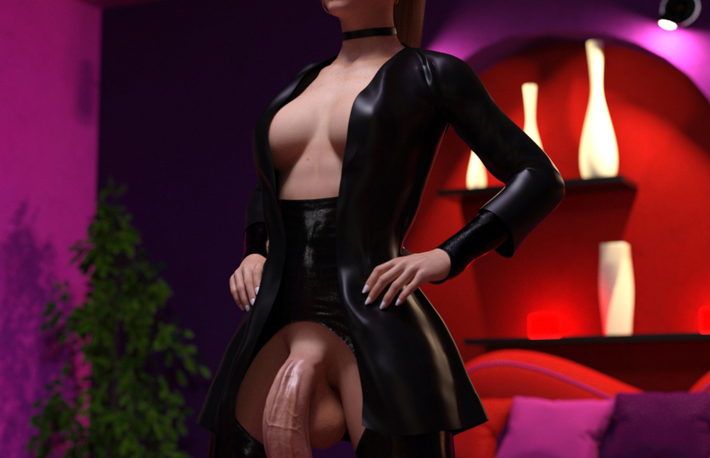 Gina as Mistress