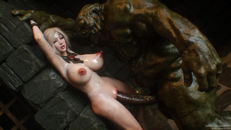 Elf Slave 3 preview