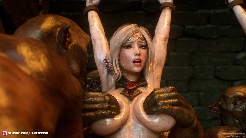My latest release - Elf Slave 4