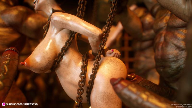 My latest release - Elf Slave 4