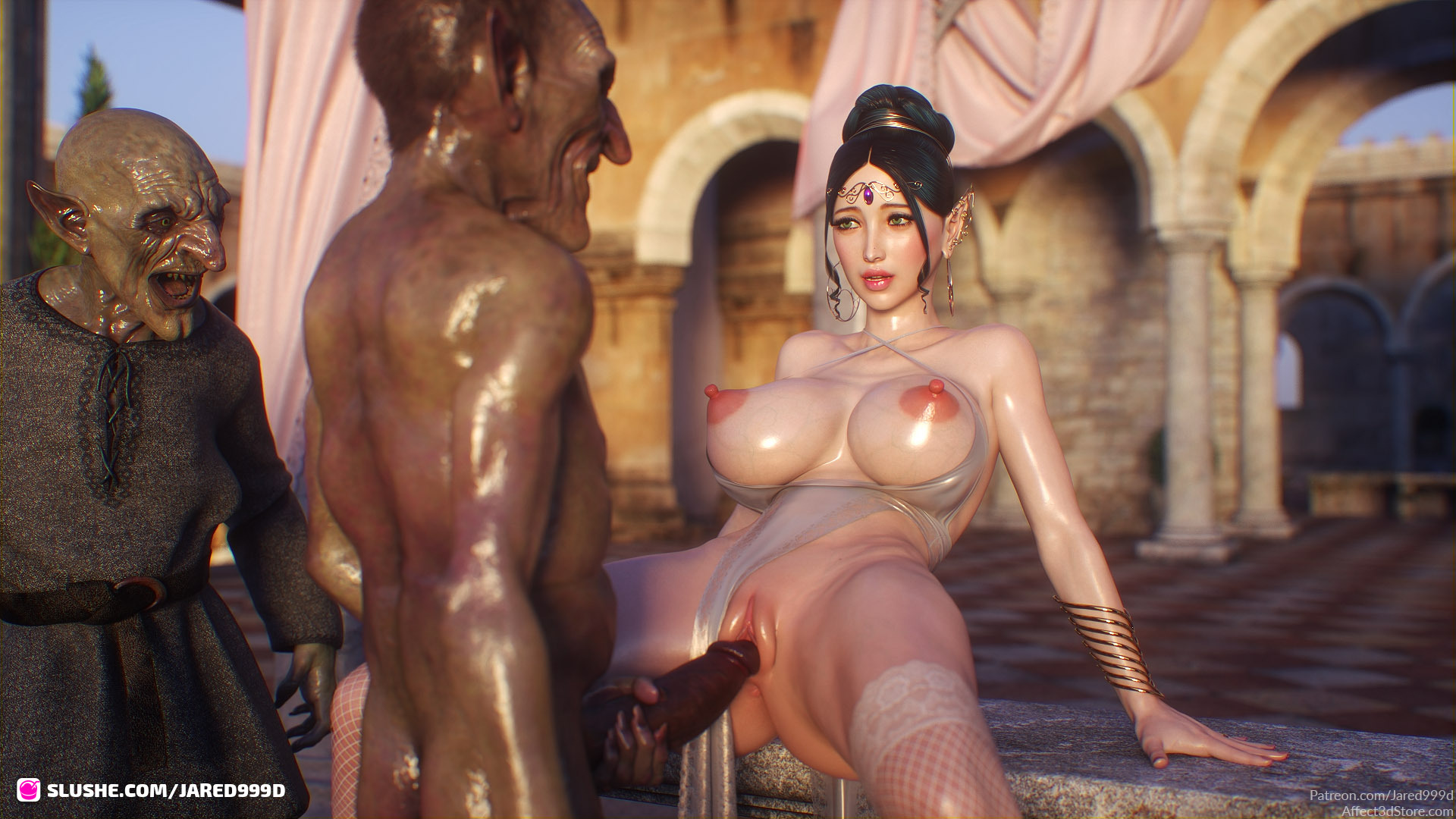 Elf Slave 5 - my latest release