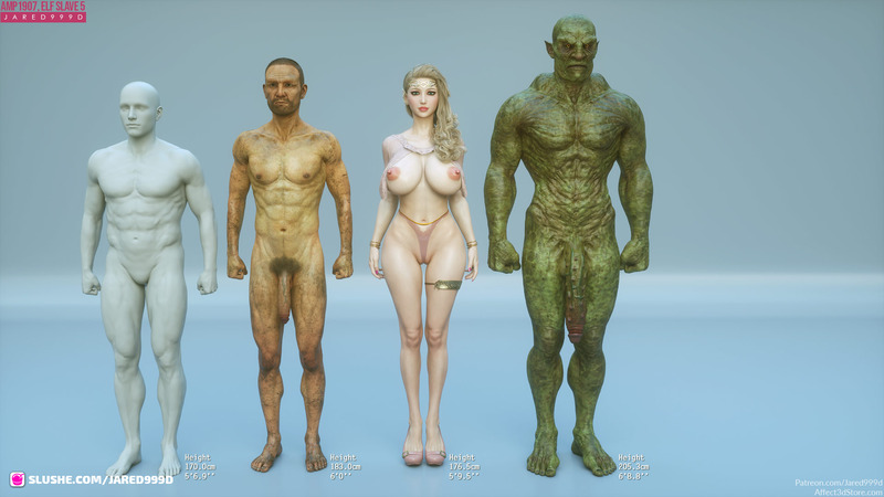 Elf Slave 5 - my latest release