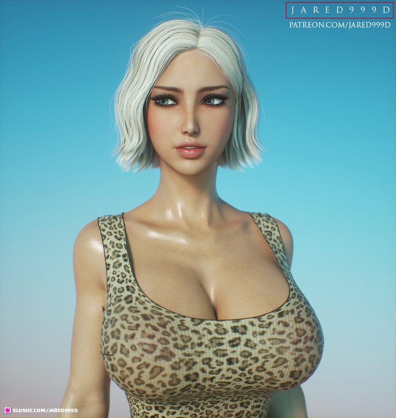 New character - Jenna