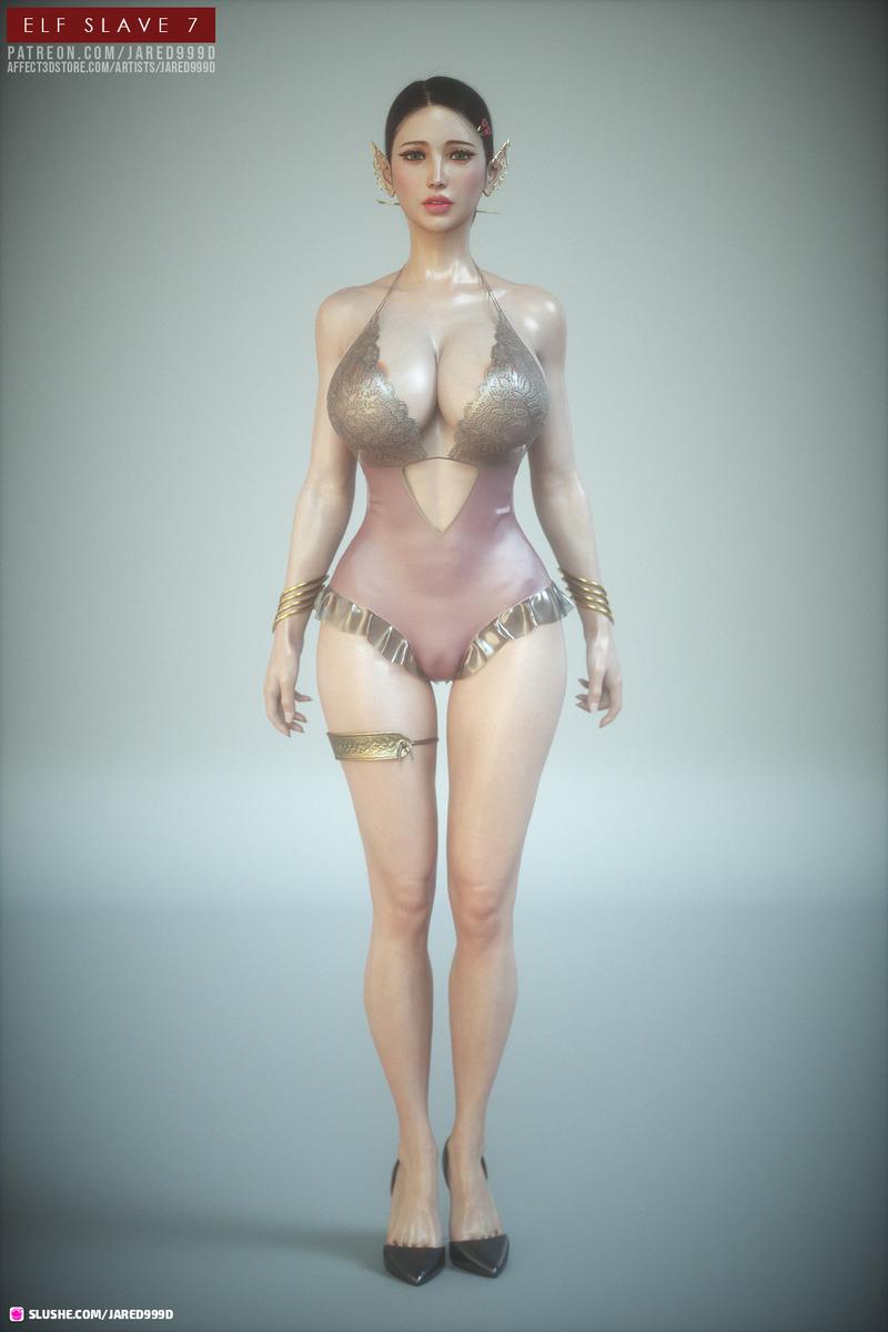 Elf slave 7 concept