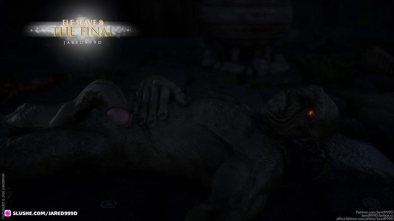 Elf Slave 8 - preview 1