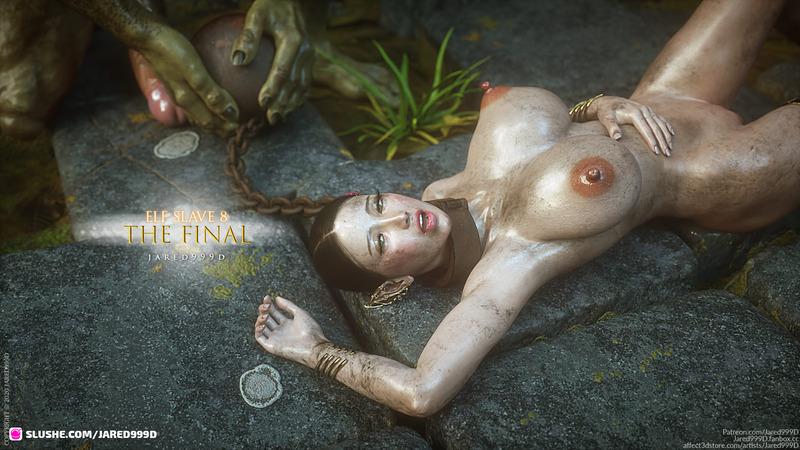 Elf Slave 8 - preview 2