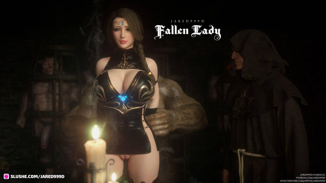 Fallen Lady 2 is out now!