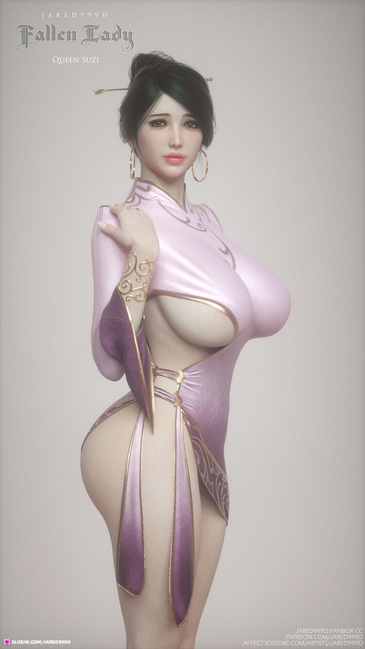 Fallen Lady 4 - Suzi's outfit