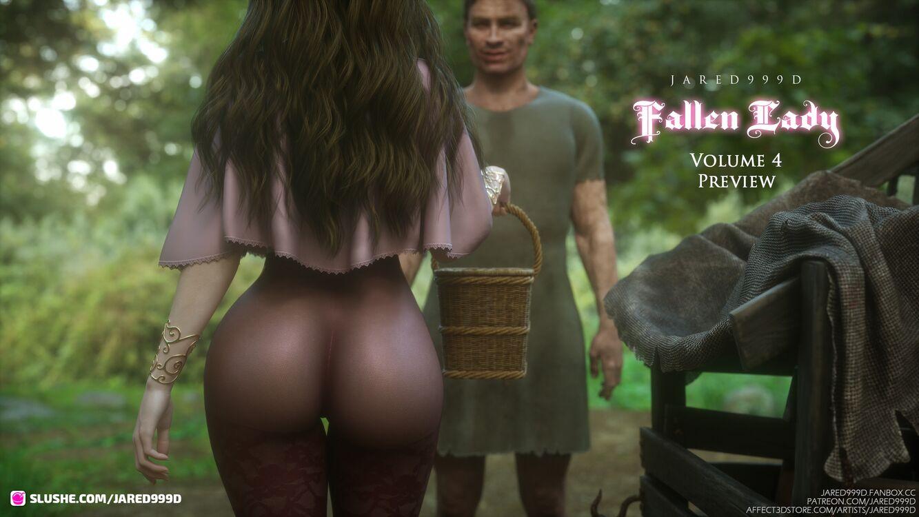 Fallen Lady 4 - preview 2