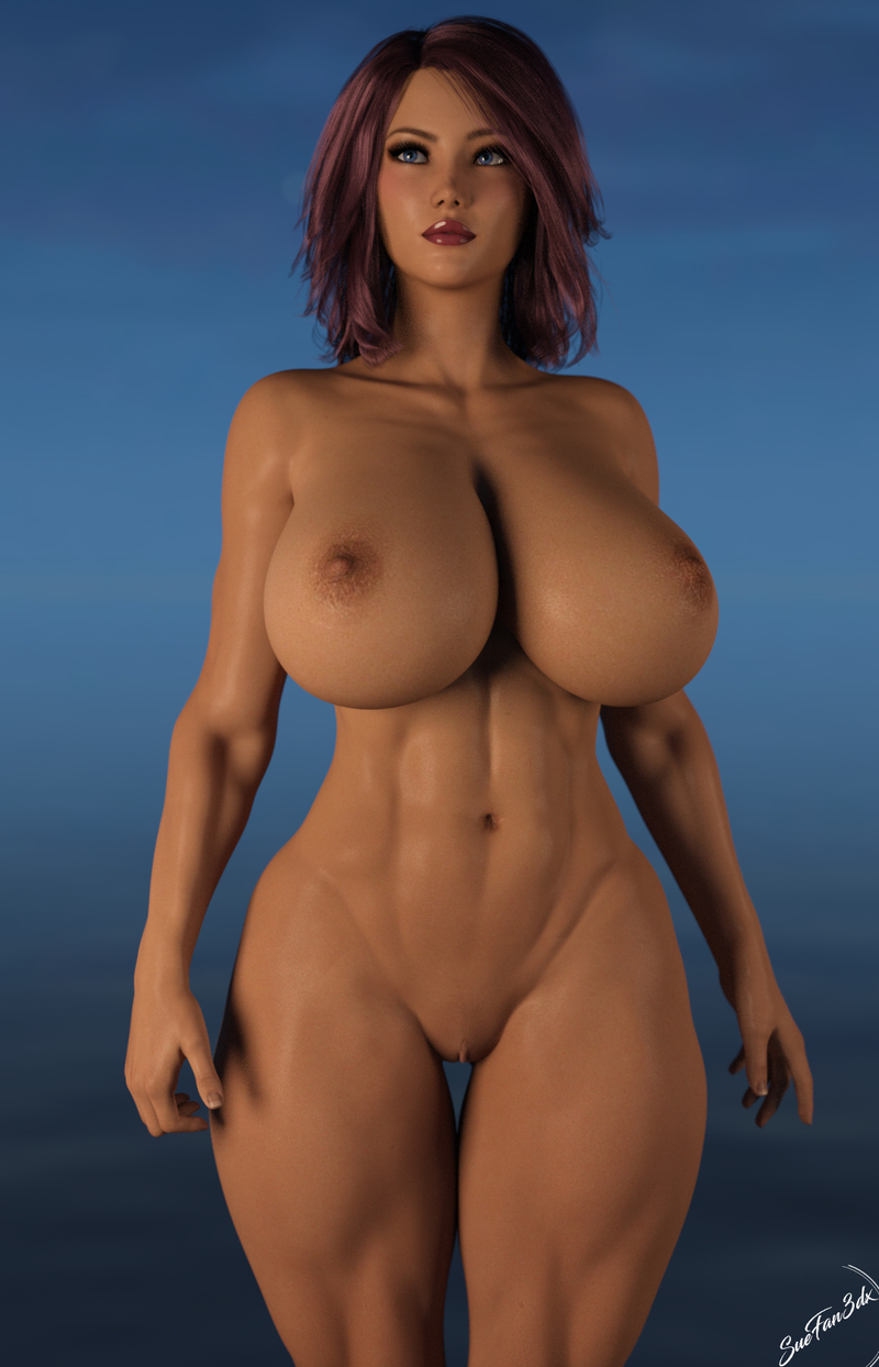 Audrey - Full body Wip