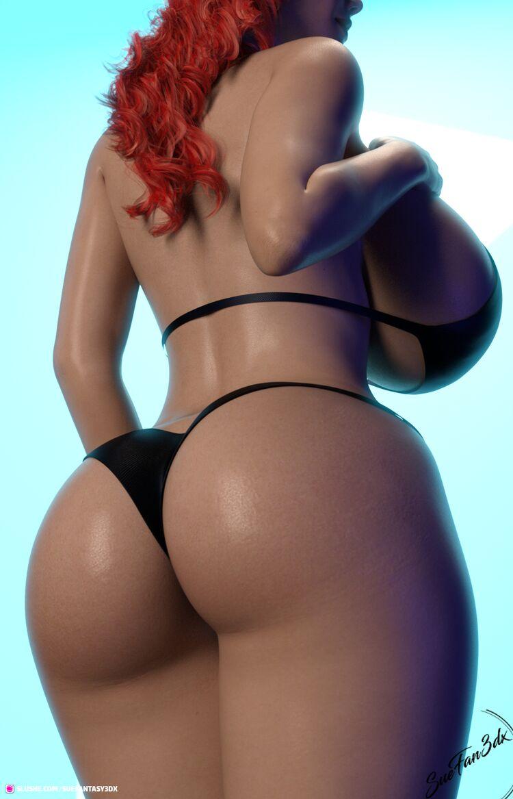 Carli's bikini