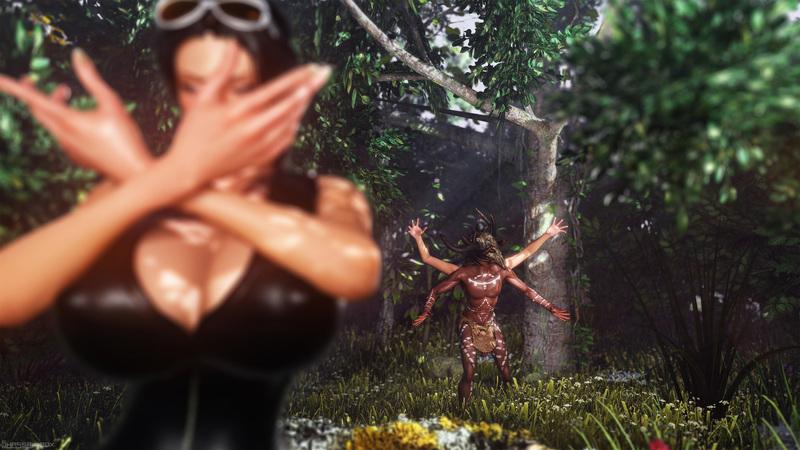 Nico Robin - Jungle S, part 1