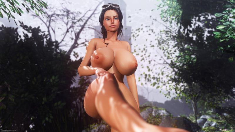 Nico Robin - Jungle S, part 2