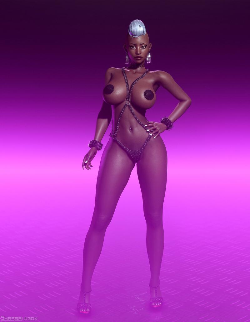 Athena - Purple haze