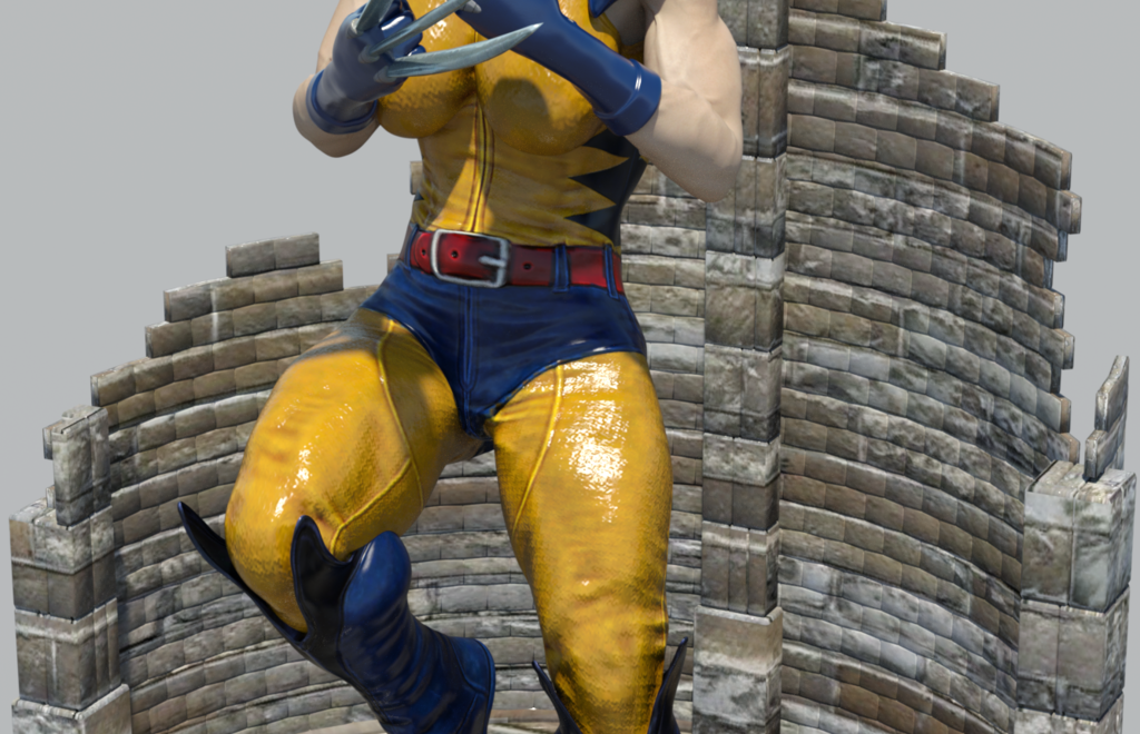 Female Wolverine
