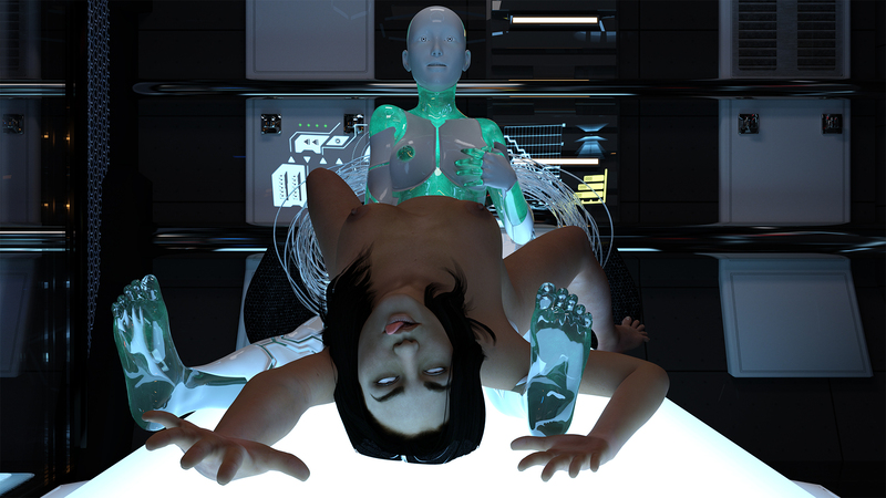 Mass Effect Comic