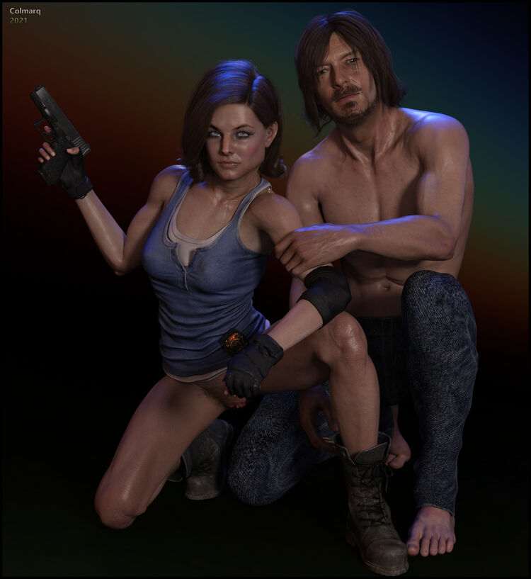 Daryl and Clarice 01