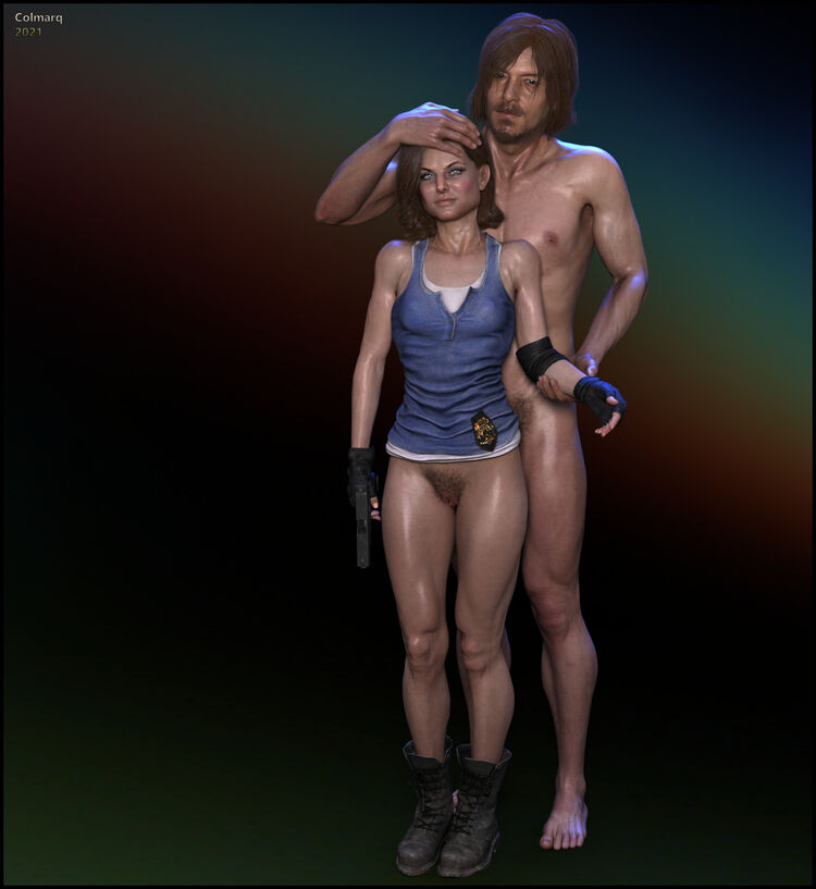 Daryl and Clarice 02