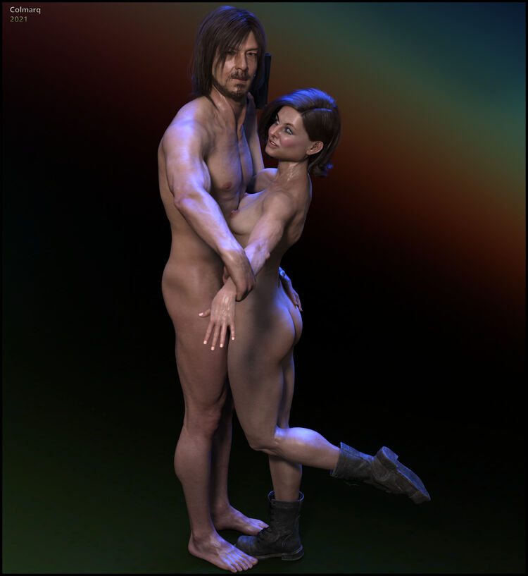 Daryl and Clarice 03