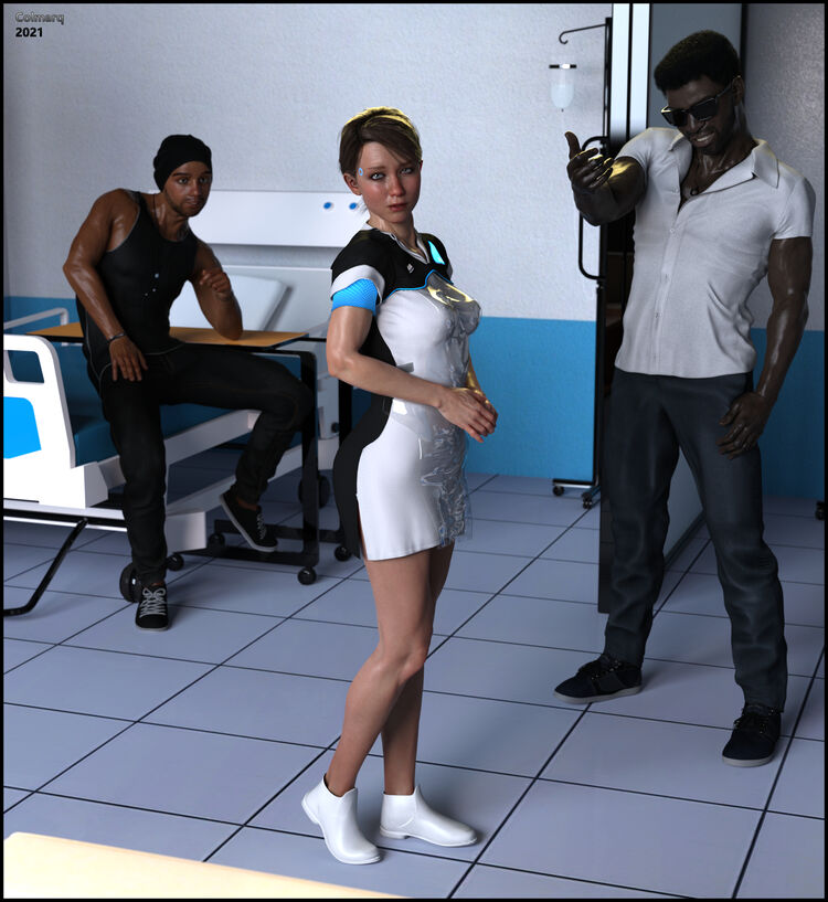 Valorie C as Kara...Hospital HC 01