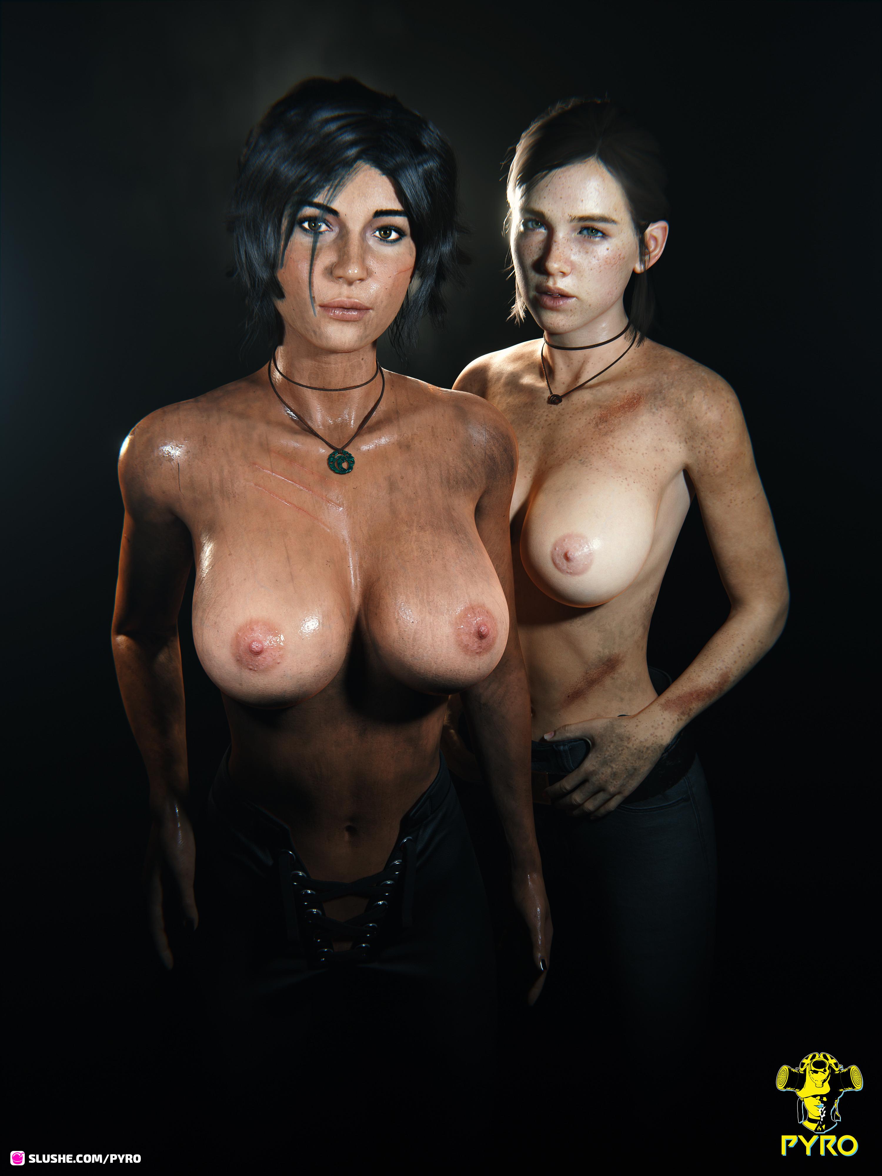 Ellie & Lara