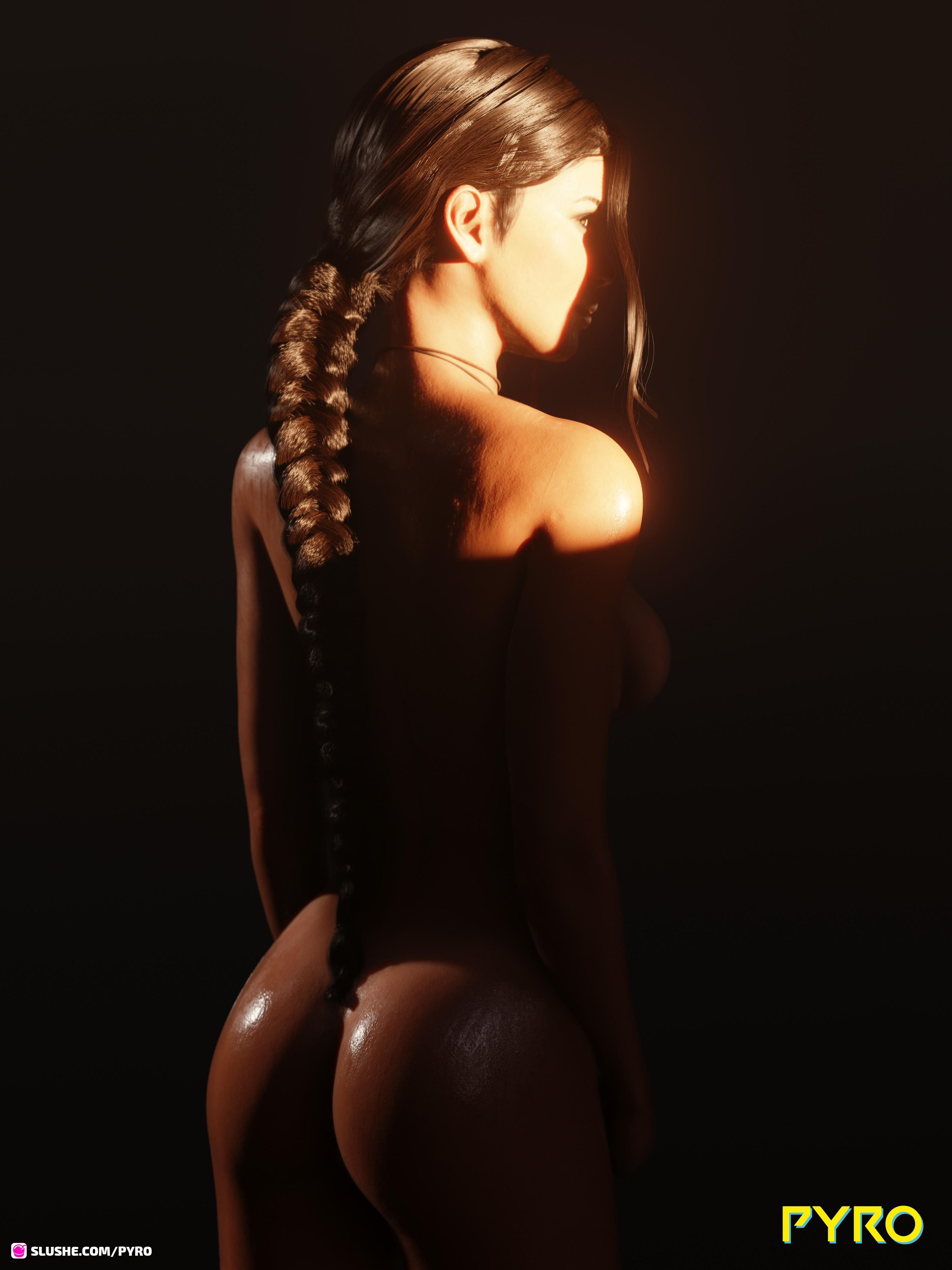 Lara - Warm Lighting