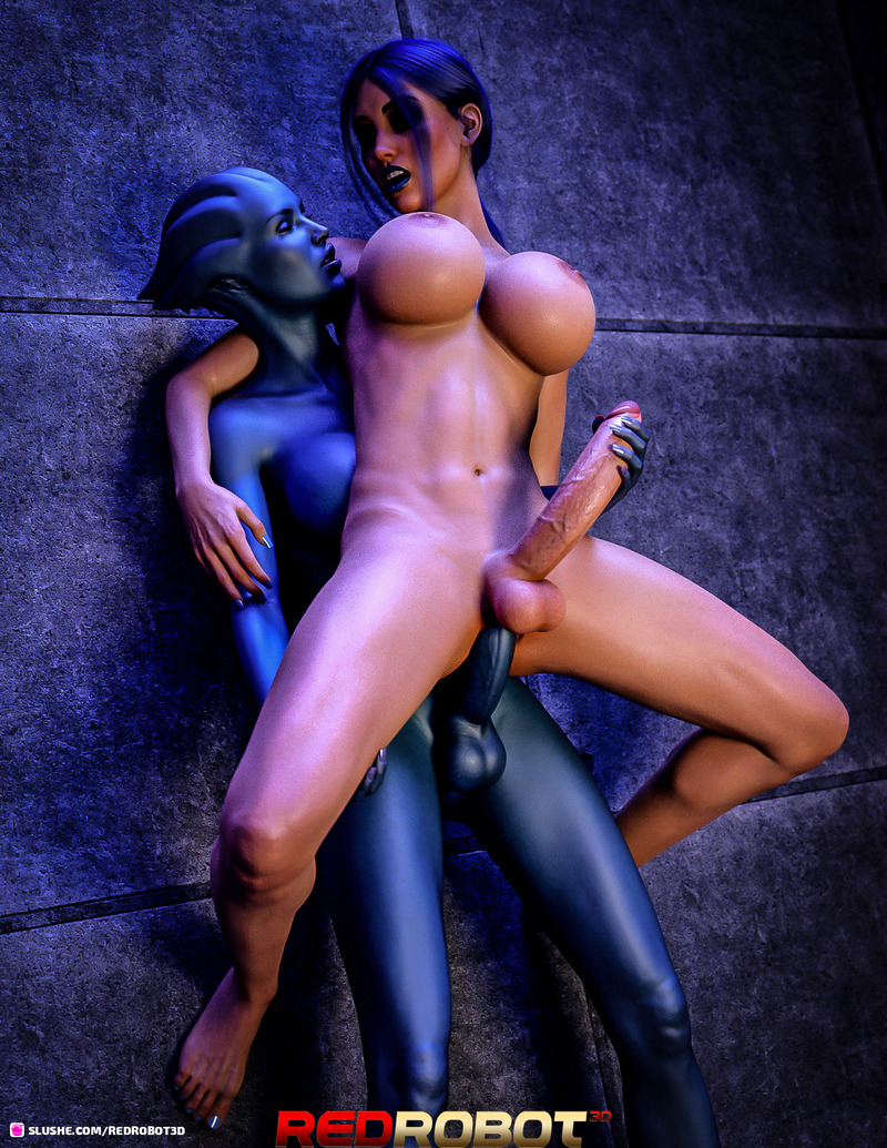 Asari Futa Fan Girl