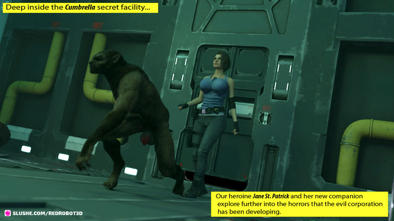 Bio Evil Project Werewolf Pt 2