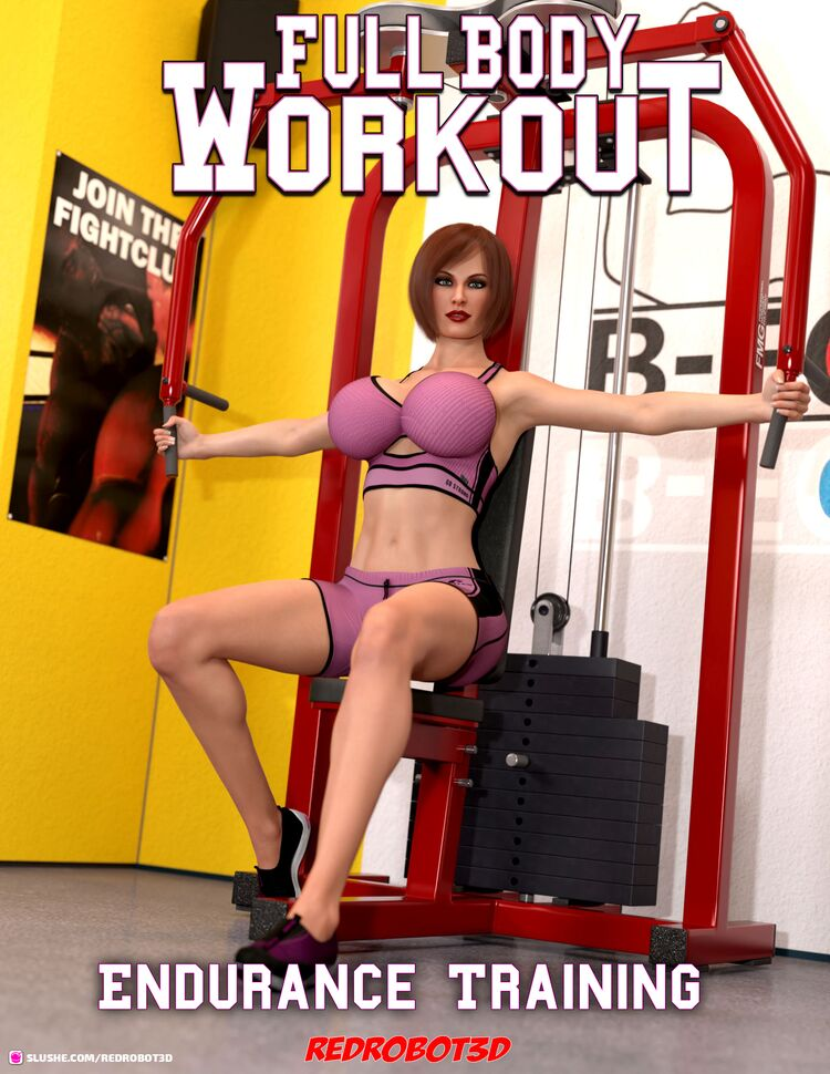Full Body Workout-Endurance Training