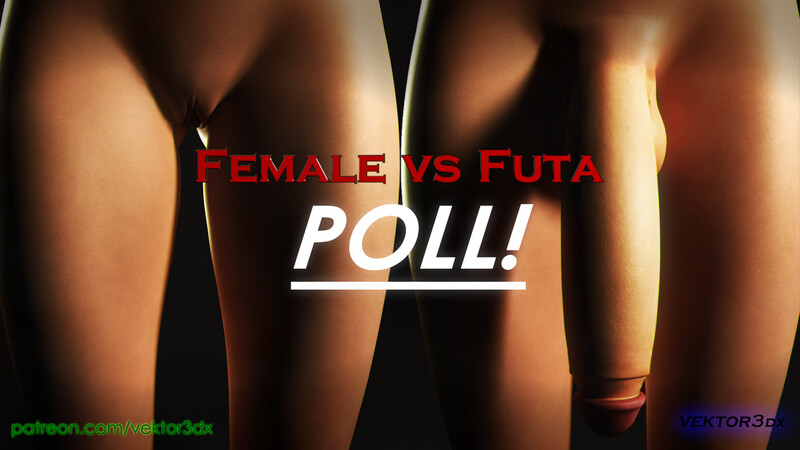 Female vs Futa