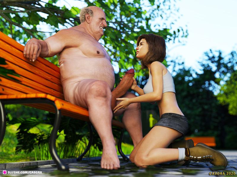 Vera Meets Mr. Gouvin