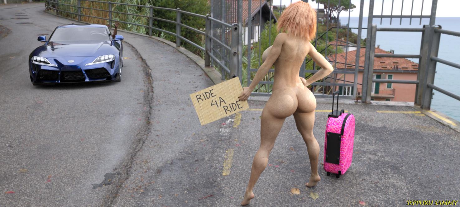 Hardtimes: Bitchhiking