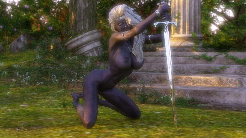 Aineeri - Blade and Beauty