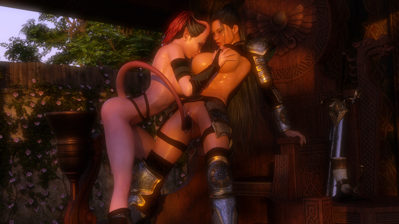 Shara and Vella - Armour Penetration