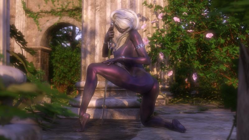 Aineeri - Violet Allure