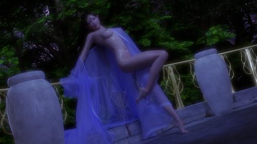 Breonna - Glistening in the Moonlight