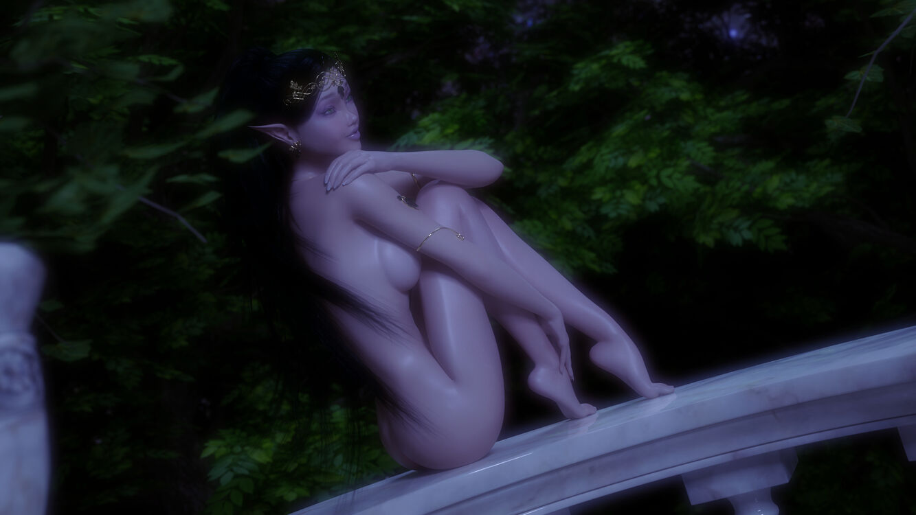 Breonna - Maiden in the Moonlight