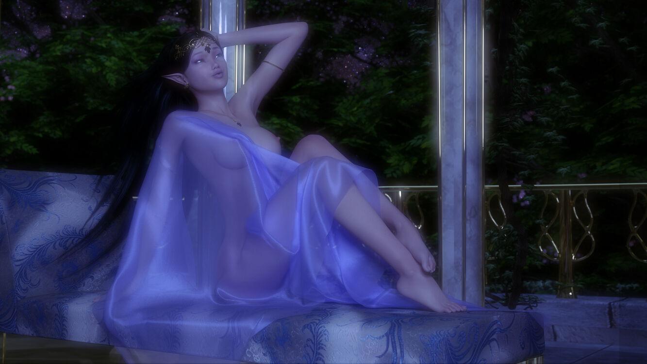 Breonna - Serenity Under the Stars