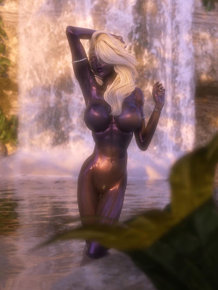 Aineeri - Peaceful Falls