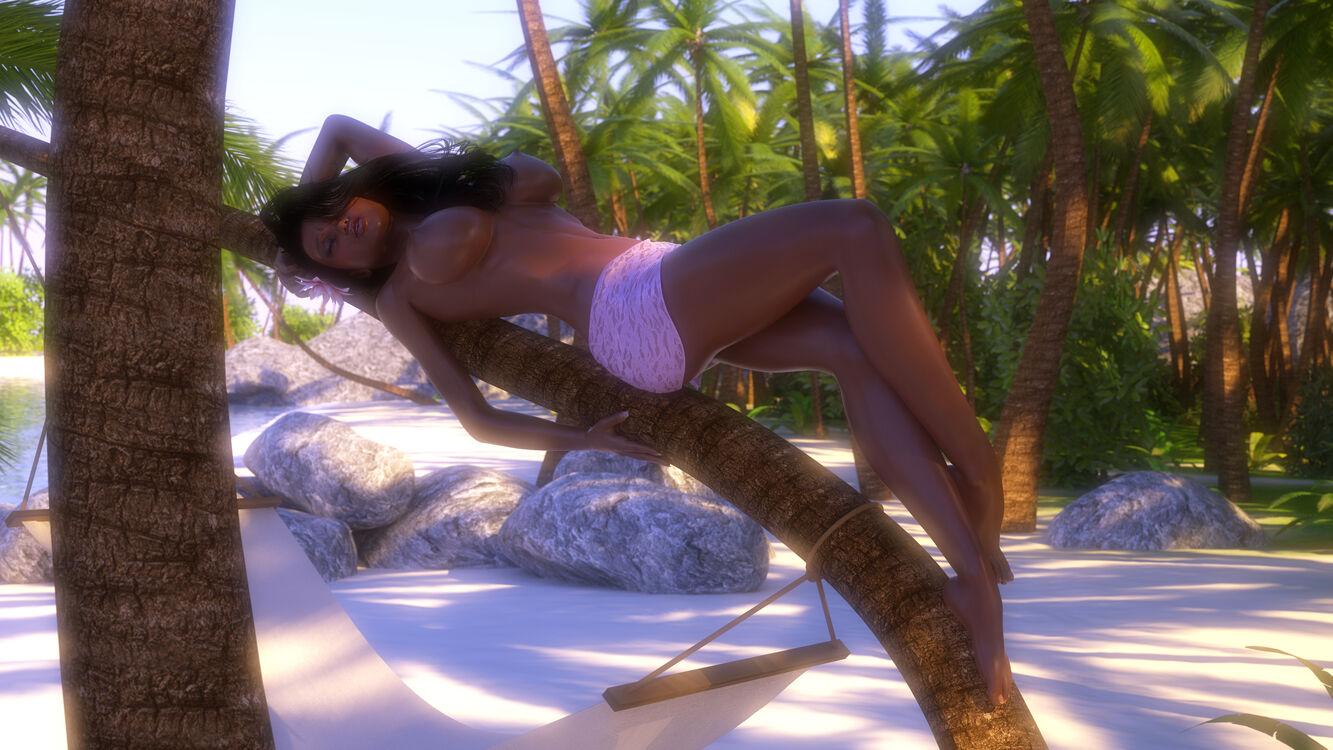 Shayna - Island Paradise
